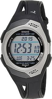 STR300C-1V Sports Watch - Black