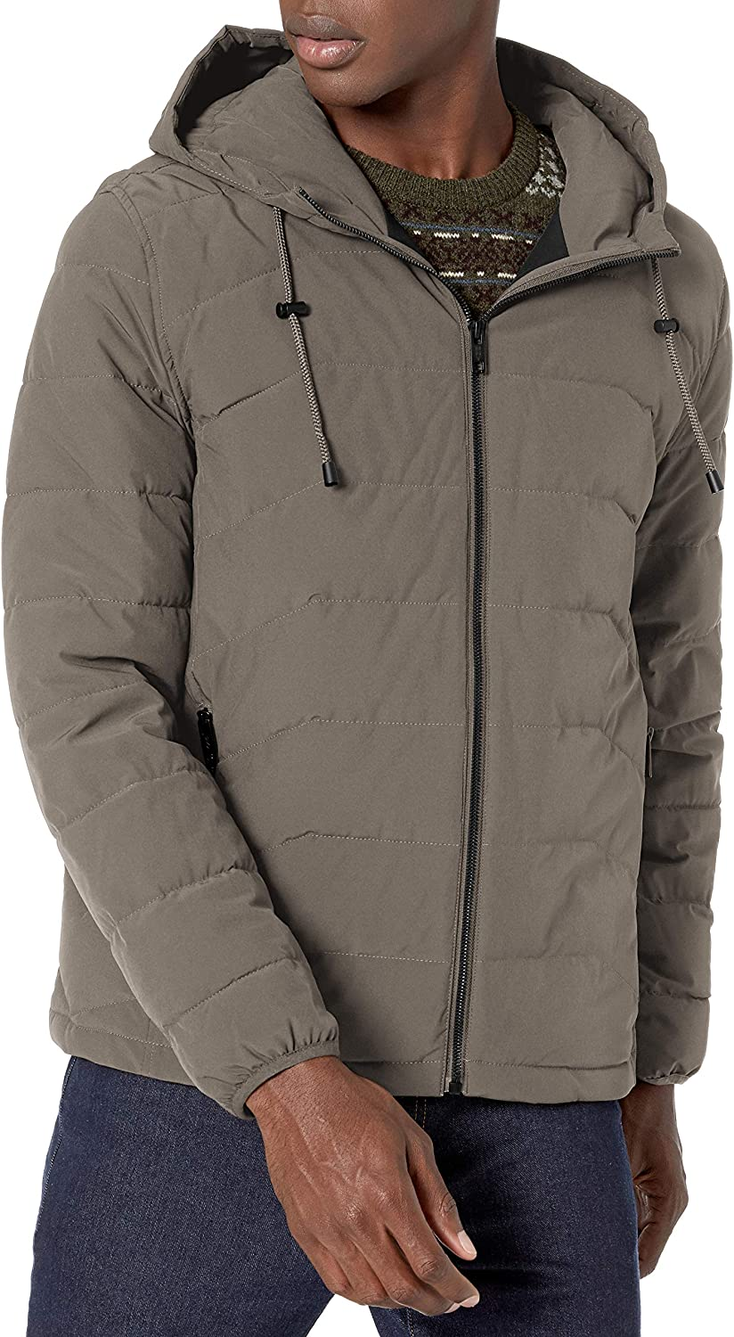 Marc New York by Andrew Jacket Max 86% OFF Quality inspection Men's Down Claxton