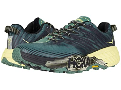 Hoka One One Speedgoat 4 (Myrtle/Limelight) Men