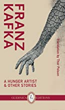 A Hunger Artist & Other Stories; Poems and Songs of Love (Essential Translations Series Book 20)