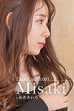 Japanese cute girl Kimura Misaki Non-Nude Erotic Photo Book Misaki Misakiiro : Digital sugar (NePress publishing) (Japanese Edition)