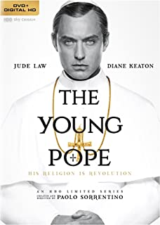Young Pope, The (DVD)