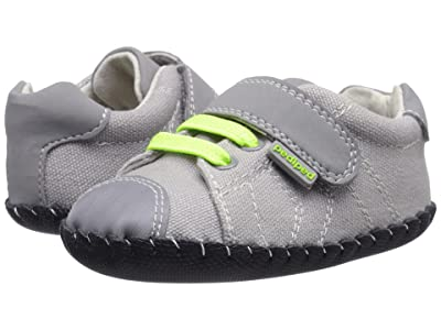 pediped Jake Originals (Infant) (Grey/Lime) Boy