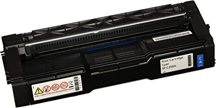 Ricoh 407540 SP C250 Cyan Toner Cartridge