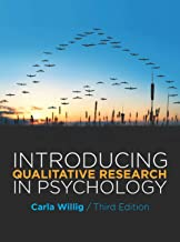 Best introducing qualitative research in psychology Reviews