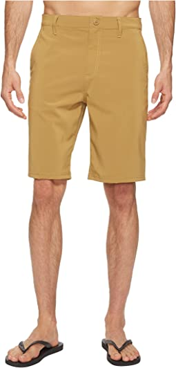 Authentic Hybrid Shorts 21""