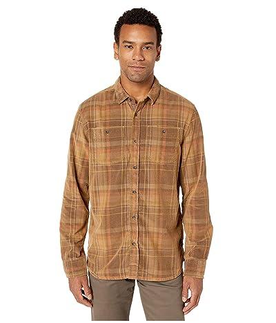 Prana Dooley Long Sleeve Shirt (Nautical) Men