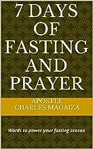 7 days fasting and prayer
