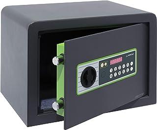 comprar comparacion Arregui Supra 240120 Caja Fuerte Electrónica, 17,5L, 25x35x25 cm