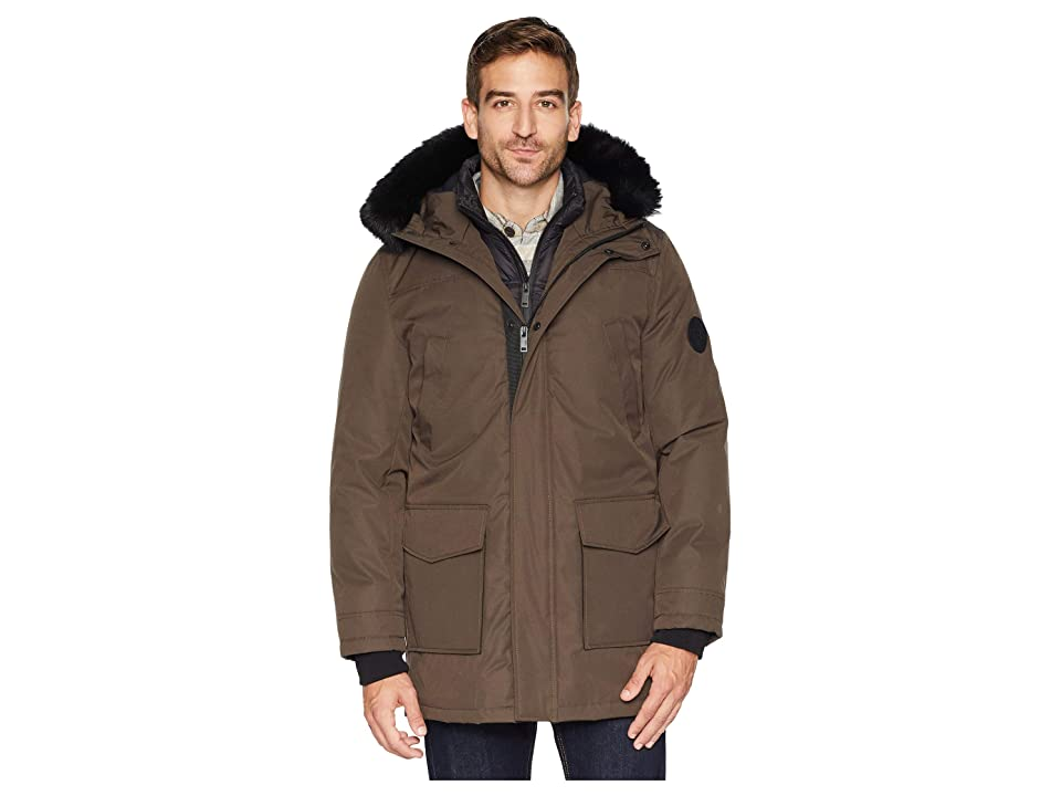 UGG Butte Parka (Dark Olive) Men
