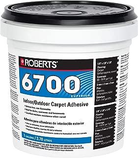 Roberts 6700-1 Artificial Turf Adhesive, 1 Gallon (Renewed)