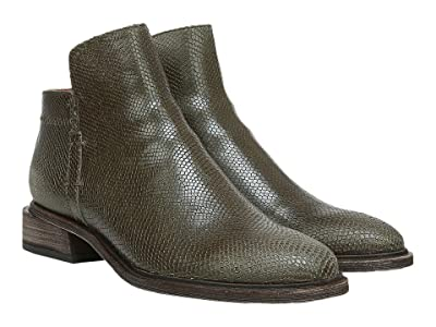 Franco Sarto Napoli (Olive Mini Cobra) Women