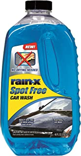 Rain-X 620034-6PK Spot Free Car Wash - 48 fl. oz. (Pack of 6)