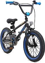 "Fuzion 16/"" Wheel BMX Boys Girls Childs Freestyle Bike Neo-Chrome Rainbow Age 5+"