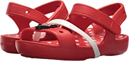 Crocs Kids Lina Minnie Sandal (Toddler/Little Kid)