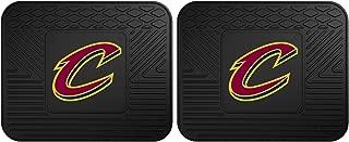 FANMATS 12367 NBA - Cleveland Cavaliers Utility Mat - 2 Piece