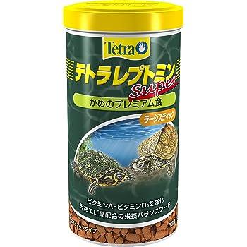 テトラ (Tetra) ペット用 レプトミンスーパー カメ用 310g