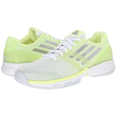 adidas Adizero Ubersonic (Frozen Yellow/White/Silver Metallic) Women