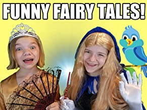 fairy tales princess and prince