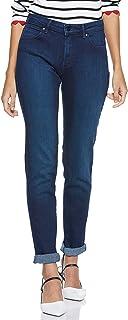 Wrangler Women'S Slim Jeans,Blue (Subtle Blue 86N)-W28/L32