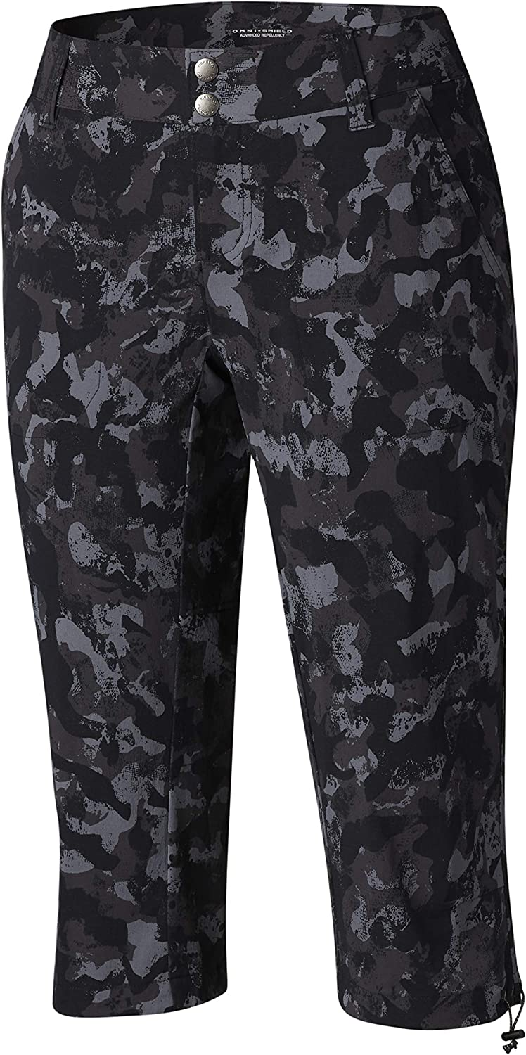 Columbia Women's Saturday All stores are sold sold out Trail Printed Pant Knee