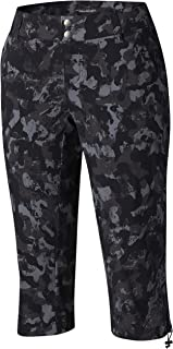 Columbia Women's Saturday Trail Printed Knee Pant, Water & Stain Resistant