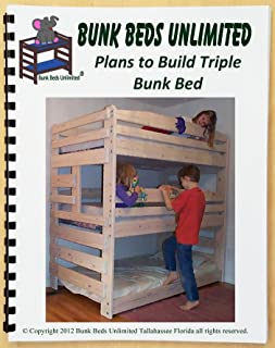 Best 3 bunk bed plans Reviews