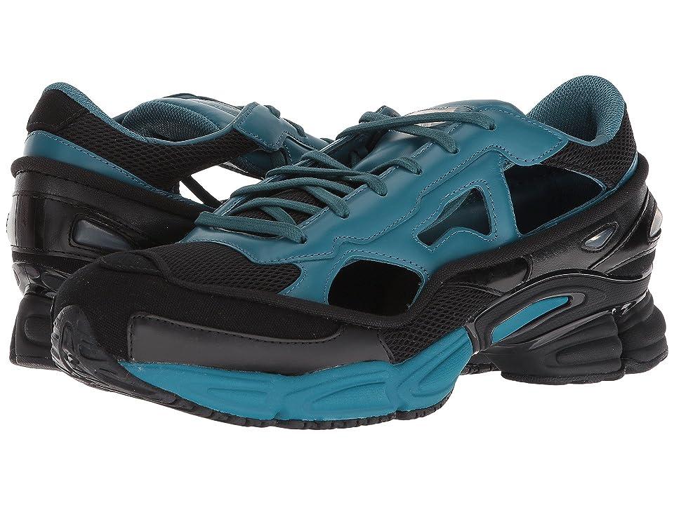 adidas by Raf Simons Raf Simons Replicant Ozweego (Core Black/Colonial Blue/Core Black) Men
