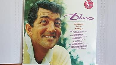 Dino (Italian Love Songs)