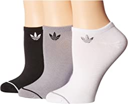 adidas - Originals Superlite No Show Sock 3-Pack