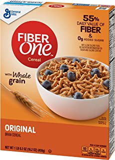 Fiber One Cereal Original 16.2 oz Box