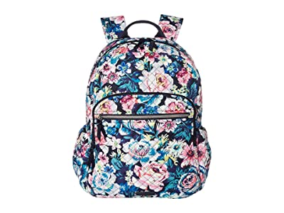 Vera Bradley Iconic Campus Backpack (Garden Grove) Backpack Bags