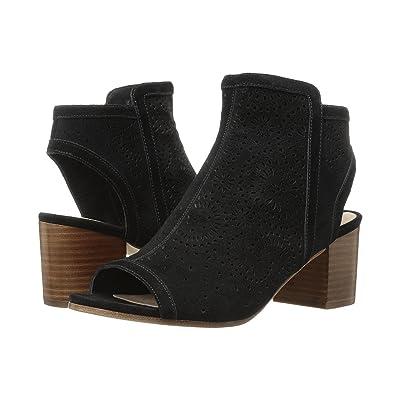 Via Spiga Jorie (Black Suede) High Heels