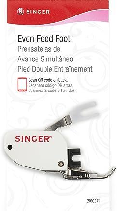 Singer - Prensatelas para máquina de Coser de caña Baja