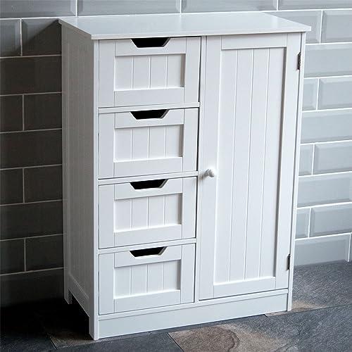 Freestanding Bathroom Cabinet Amazon