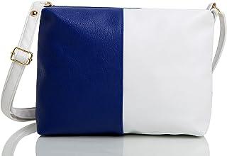 Mammon Women's Sling Bag (slg-dual_Blue)
