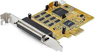 StarTech.com 8-PORT PCI EXPRESS RS232 SERIAL