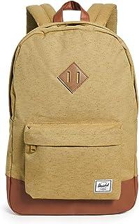 Herschel Supply Co. Men's Classics Heritage Backpack, Coyote Slub, Tan, One Size