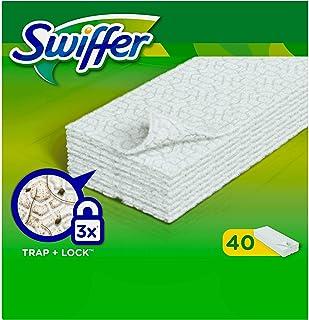 Swiffer Trocken Wischtücher Nachfüllpackung (1 x 40 Stück)