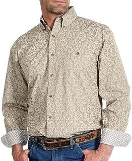 wrangler paisley shirts