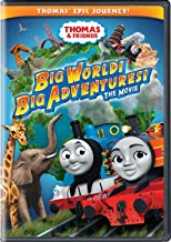 thomas and friends big world movie