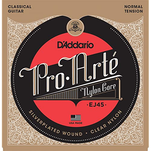 D'Addario EJ45 Pro-Arte Normal Classical Guitar Strings