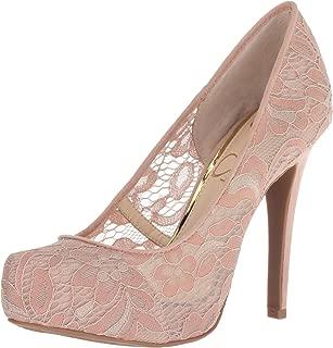 jessica simpson lace pumps
