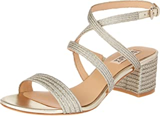 711264457f92a Amazon.com  Gold - Sandals   Shoes  Clothing