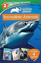 Animal Planet: Incredible Animals 4-Book Reader Bindup Level 2 (Animal Planet Leveled Readers)