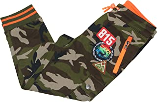POLO RALPH LAUREN Little Boys Camouflage Knit Tech Jogger Pants