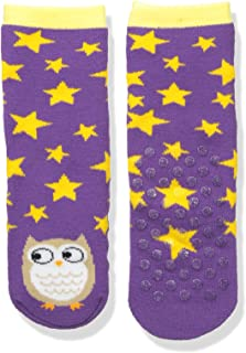 Little Girls' Criter Novelty Tube Slipper Socks