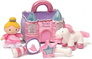 Baby GUND Princess Castle Stuffed Plush Playset, 8
