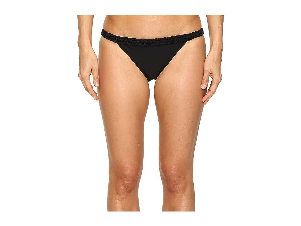 Image of 6 Shore Road by Pooja Domingo Cheeky Bottom (Black Rock) Women's Swimwear