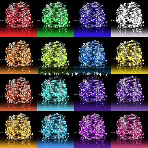 Color Changing Christmas Lights Amazoncom
